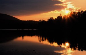 summer-midnightsun-lapland