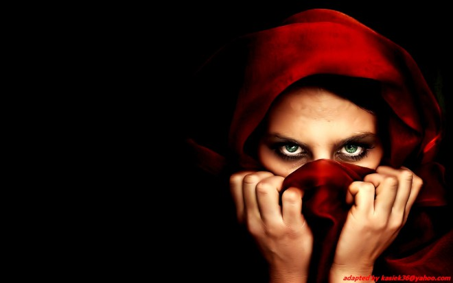 women-eyes